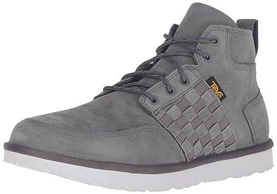 Teva Coromar, Desert Boots Homme, Gris (Charcoal/Chrc), 42 EU