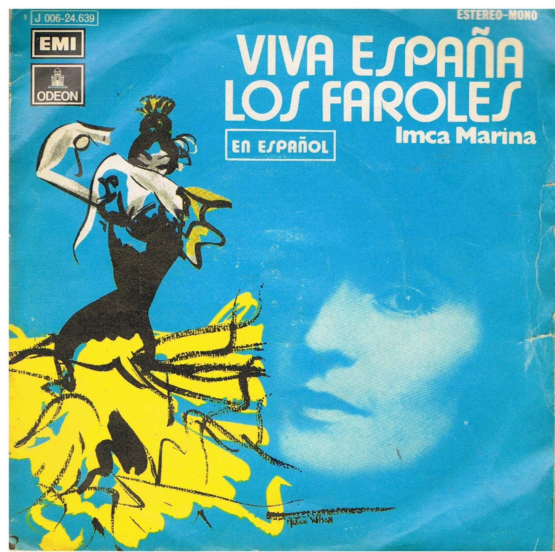 Imca Marina - Viva Espana / Los Faroles: Marina, Imca: Amazon.es ...
