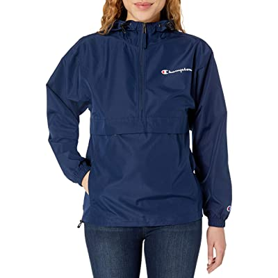 Champion Women's Packable Jacket-Solid at Women's Clothing store