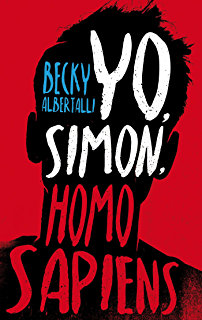 YO, SIMON, HOMO SAPIENS (Latidos) (Spanish Edition)