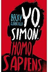 YO, SIMON, HOMO SAPIENS (Latidos) (Spanish Edition) Kindle Edition