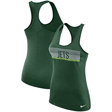 Image Unavailable. Image not available for. Color  Nike New York Jets Dri-Fit  Women s ... 841168bd1
