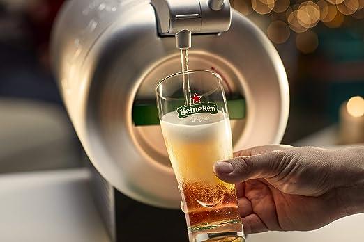 Heineken Cerveza - Caja de 10 TORPS x 2L - Total: 20 L: Amazon.es: Alimentación y bebidas