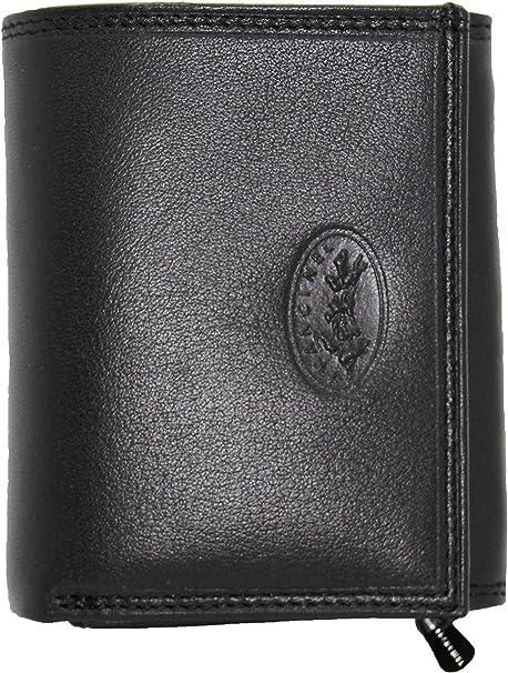 FRANCINEL Porte Monnaie en Cuir r/éf 37964 Marron