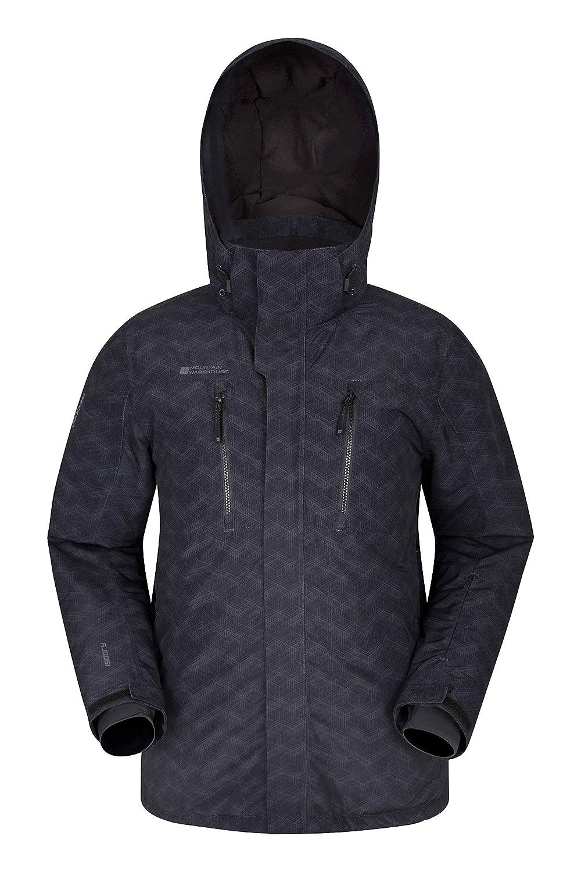 Winter Ski Wear Mountain Warehouse Galaxy Printed Mens Ski Jacket