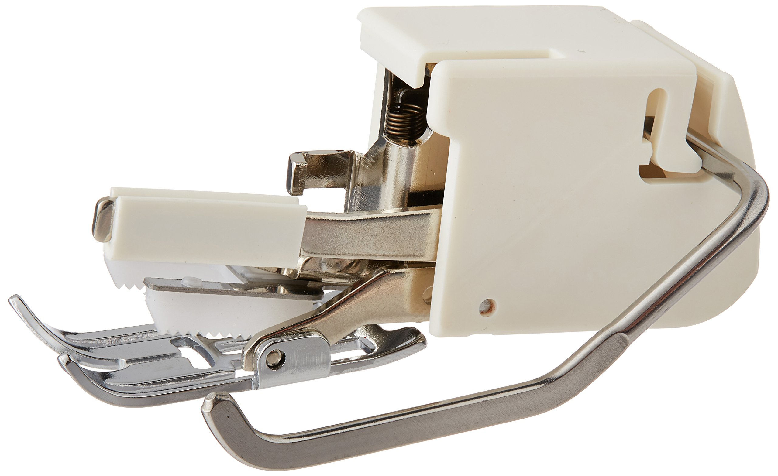 Janome Even Feed Foot with Quilting Guide Horizontal Rotary Hook Models by Janome