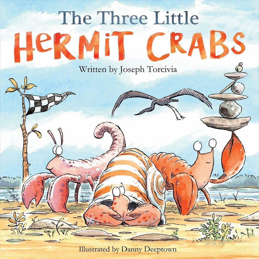 The Three Little Hermit Crabs ebook