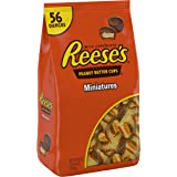 REESE'S Peanut Butter Cup Miniatures, 56 Ounce (Halloween Candy)
