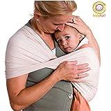 Babytuch - das Tragetuch ohne Knoten * kein Wickeln, kein BInden, kein Knoten * einfach Reinschlüpfen und Kind reinsetzen * ÖkoTex Standard 100 zertifziert * Made in Austria