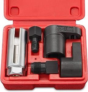 Tooluxe 20764L Oxygen Sensor Socket