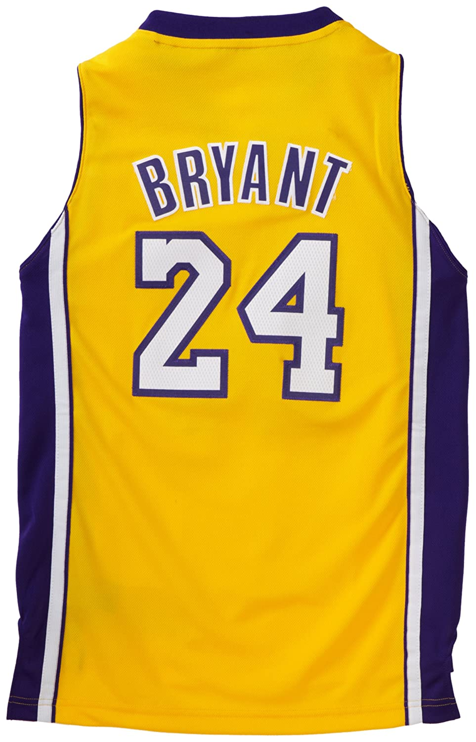 qsjwlc NBA Los Angeles Lakers Kobe Bryant Swingman Home Jersey Youth