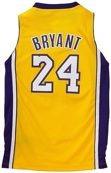 Amazon.com   NBA Los Angeles Lakers Kobe Bryant Swingman Jersey ... 8c4f0c386