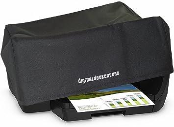 HP OfficeJet Pro 8610 PRINTER BLACK NYLON DUST COVER WATER REPELLENT !