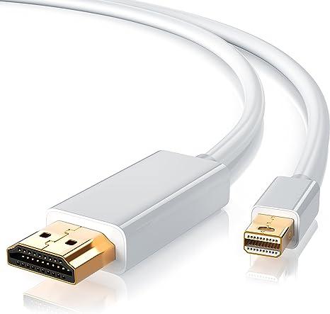 Csl Mini Displayport Auf Hdmi Kabel 5m Inkl Computer Zubehör
