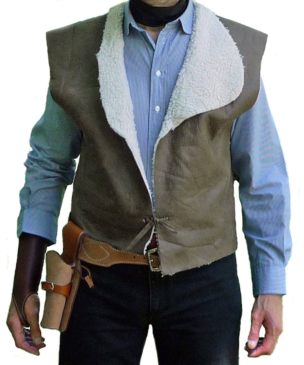 Clint Eastwood Western Cowboy Vest - E-MAIL FOR SIZING