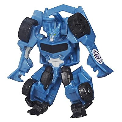 Transformers Robots in Disguise Legion Class Steeljaw 4-Inch Figure: Toys & Games