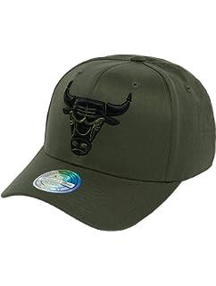 Mitchell   Ness Hats San Antonio Spurs Snapback Cap - Team Logo Low ... dab502f97ccb