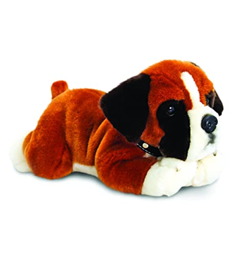 35cm Boxer Dog Soft Plush Toy