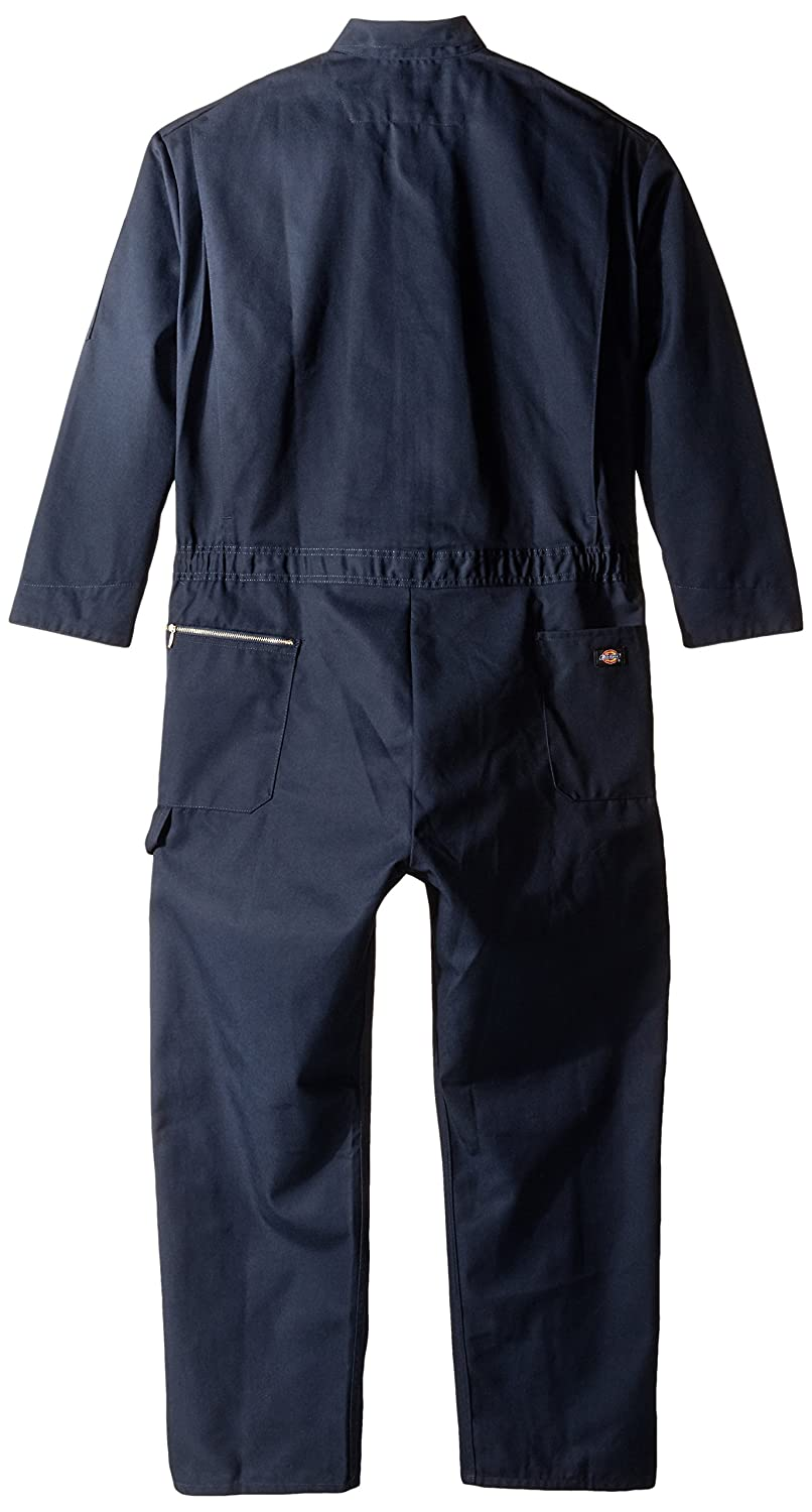 07112897329 Amazon.com  Dickies Men s Deluxe Long Sleeve Blended Coverall Big and Tall   Overalls And Coveralls Workwear Apparel  Clothing
