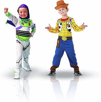 Rubies Disney I-5400 - Set de 2 disfraces infantiles y 2 máscaras ...