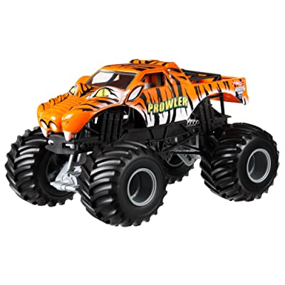Hot Wheels Monster Jam Prowler Die-Cast Vehicle: Toys & Games