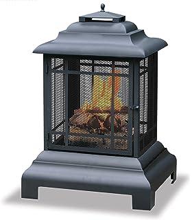 Amazon.com : Fire Sense Patio Fireplace Vinyl Cover : Outdoor ...