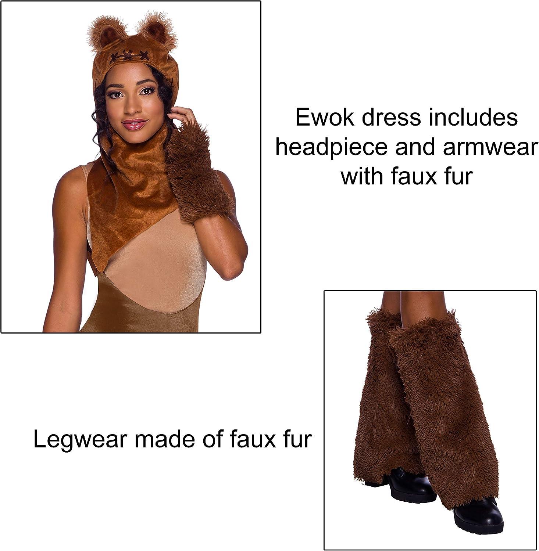 Rubies Star Wars Vestido clásico Ewok para Mujer - Multi - M ...