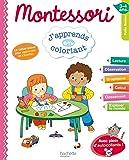 Montessori J'apprends en coloriant PS