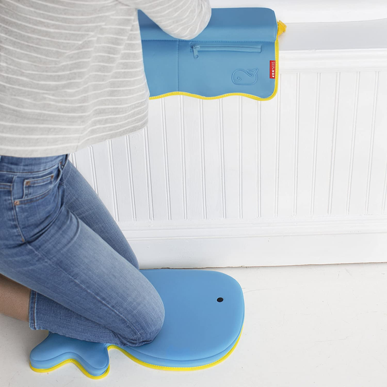blue kit bath bathtime mats essentials piece skip hop ebay in mat baby moby itm