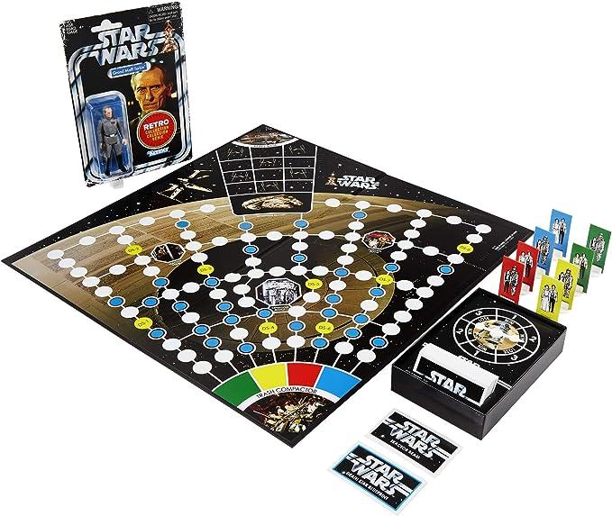 Desconocido Hasbro Gaming Star Wars Retro Game: Amazon.es: Juguetes y juegos