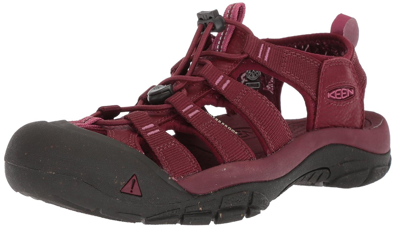 KEEN Women's Newport Eco-W Sandal B071D4YRF4 6.5 B(M) US|Rose Garden/Tawny Port
