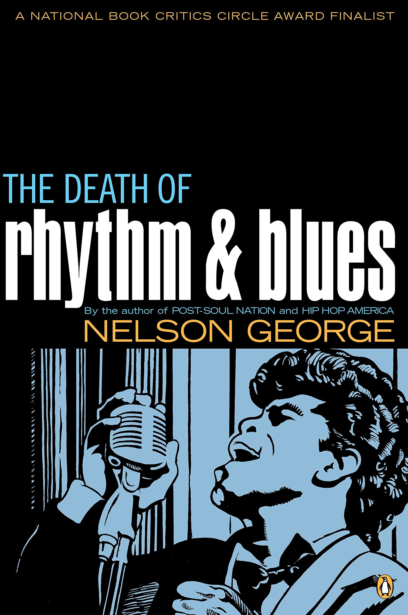 The Death of Rhythm and Blues: Nelson George: 9780142004081: Amazon ...