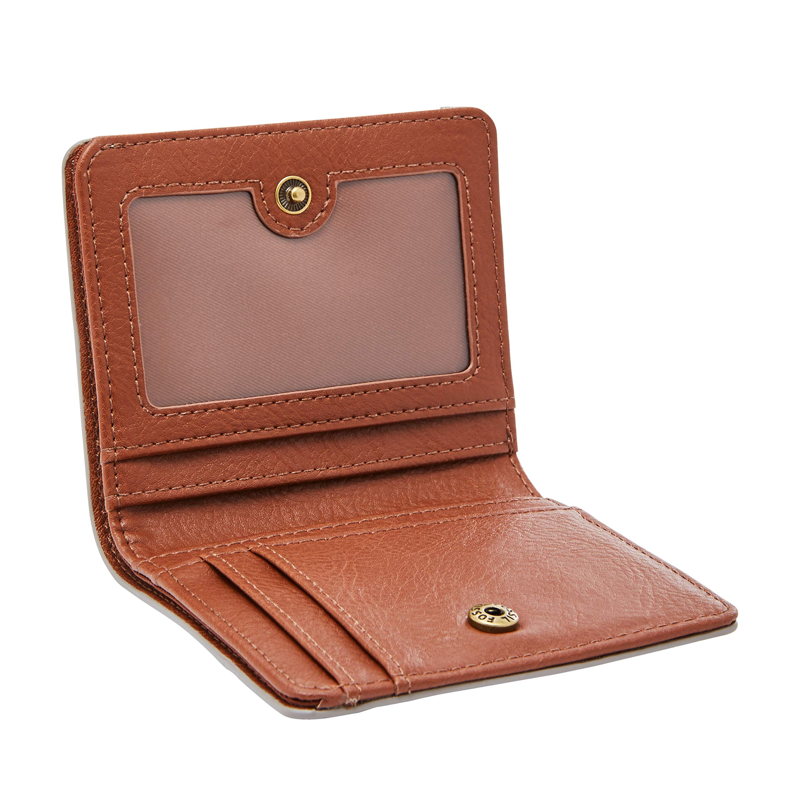 Fossil Logan Small RFID Bifold Hearts by Fossil (Image #2)