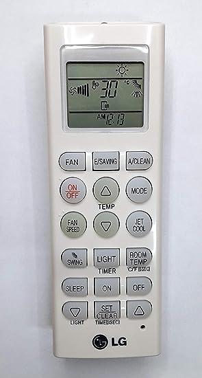 LG PQWRHQ0FDB IR inalámbrico Botones Blanco: Amazon.es: Electrónica