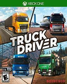 truck driver xbox one microsoft store