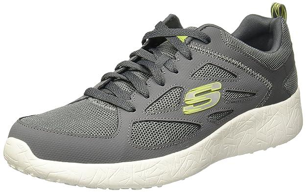 96b25414d7 SKECHERS 52102 tenis de Deporte para Hombre  Amazon.com.mx  Ropa ...