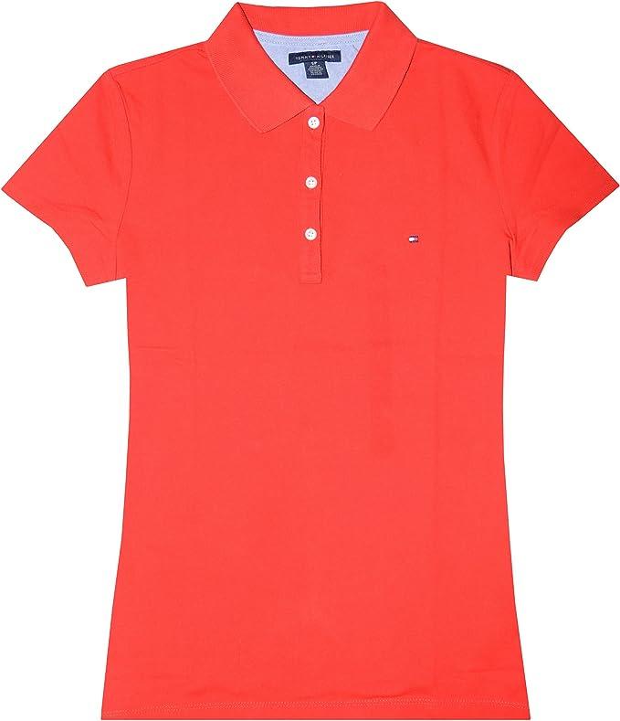 Camiseta Tommy Hilfiger con logo clásico en forma de mujer (Small ...