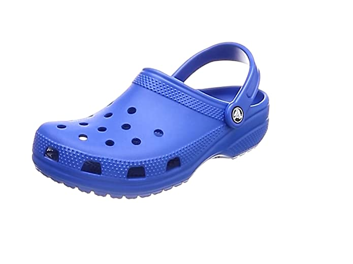 crocs Unisex Adults' Classic Clogs (10001-410) - Blue Navy 410, size: 36 EU: Amazon.de: Schuhe & Handtaschen