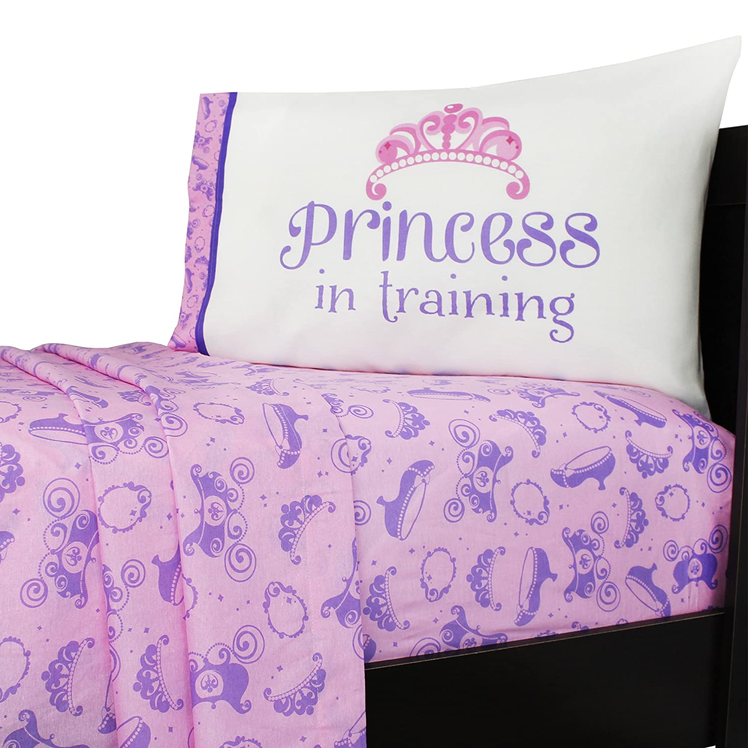 Disney Sofia the First Sheet Set  Twin