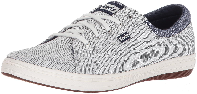 Keds Women's Vollie Ll Railroad Stripe Sneaker B072WQZ4HC 11 B(M) US|Blue