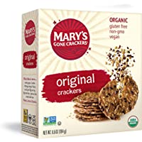 Mary's Gourmet Crackers Organic Original Crackers, 184gm
