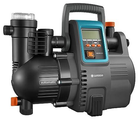 Gardena Comfort 50005e Lcd Pompa A Pressione Elettrica Autoclave