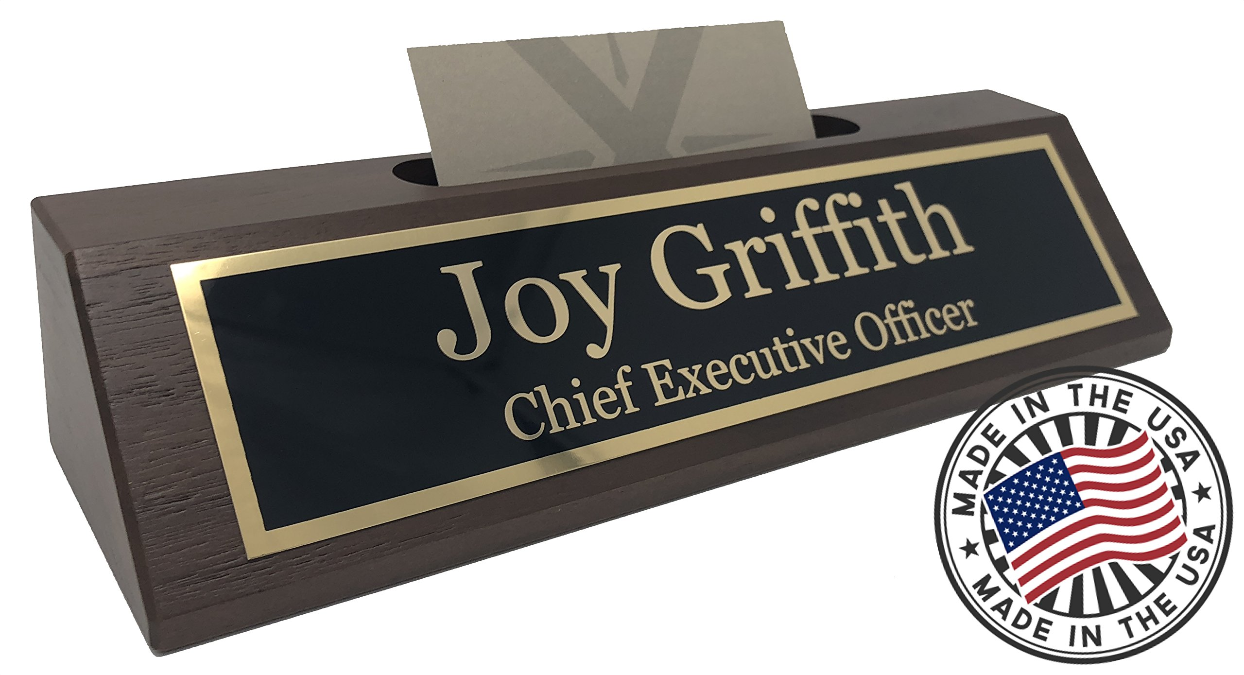 Best name plates for desk | Amazon.com