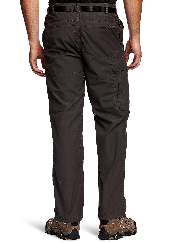 34 inches Regular Bark Craghoppers Mens Classic Kiwi Trousers