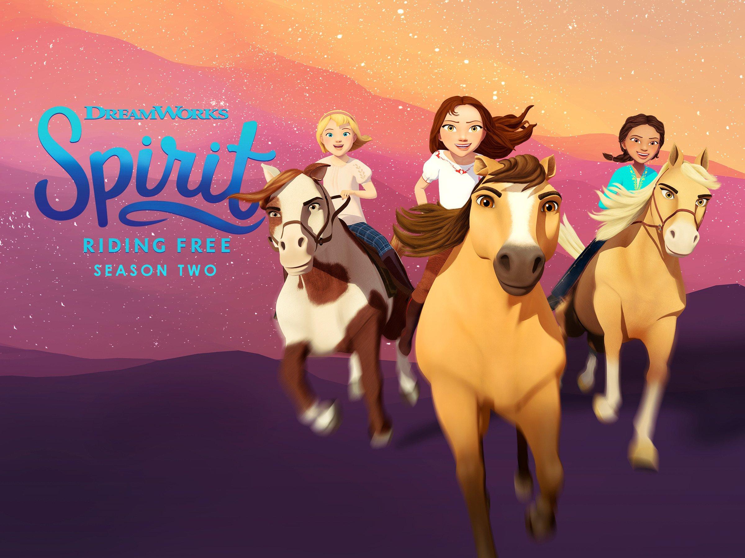 Amazon Com Watch Spirit Riding Free Season 2 Prime Video