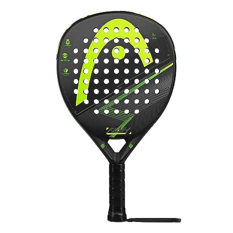 Head Flash Pala de pádel de Tenis, Hombre, Negro/Verde ...