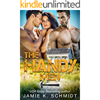 The Handy Men: A MMF Bisexual Menage Romance book cover
