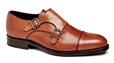 Anthony Veer Mens Cali II Oxford Double Monk Strap Leather Shoe in Goodyear  Welted Construction ( f135980ecd6a