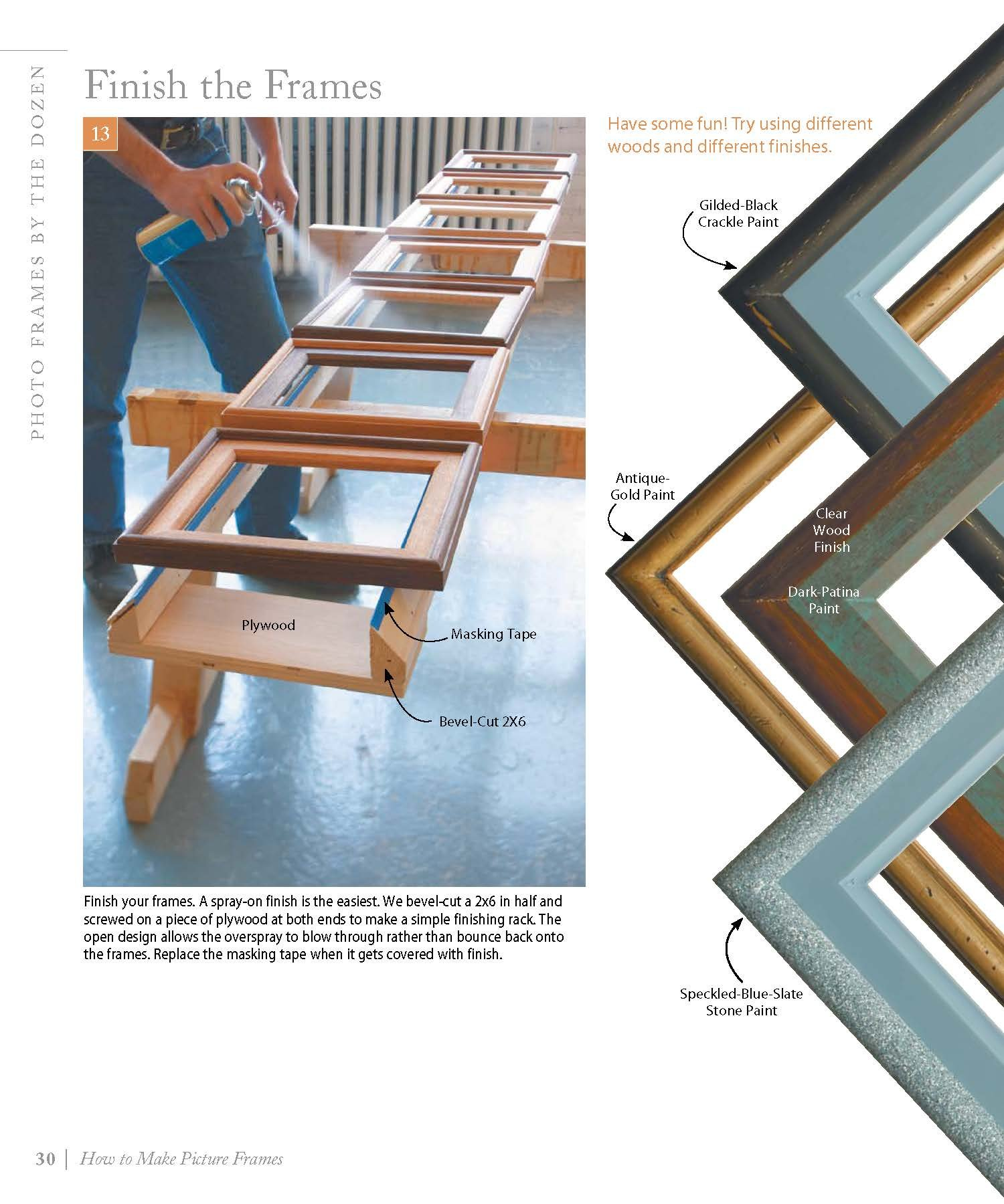 How to make picture frames best of aw 12 simple to stylish how to make picture frames best of aw 12 simple to stylish projects from the experts at american woodworker american woodworker best of american jeuxipadfo Images