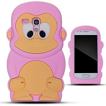 Zooky® - mono de silicona Funda/Carcasa/Carcasa para Samsung ...